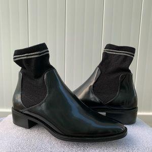 Zara Sock Ankle Boot